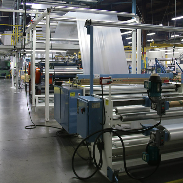 Extrusion Capabilities tailored to fit your needs | Redi-Bag